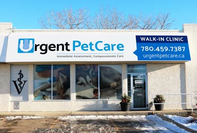 Urgent Pet Care - Emergency Pet Care in St. Albert